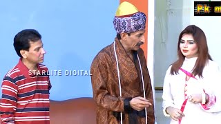 New Best Of Tariq Teddy and Afreen Khan Pakistani Stage Drama Full Comedy Funny Clip | Pk Mast