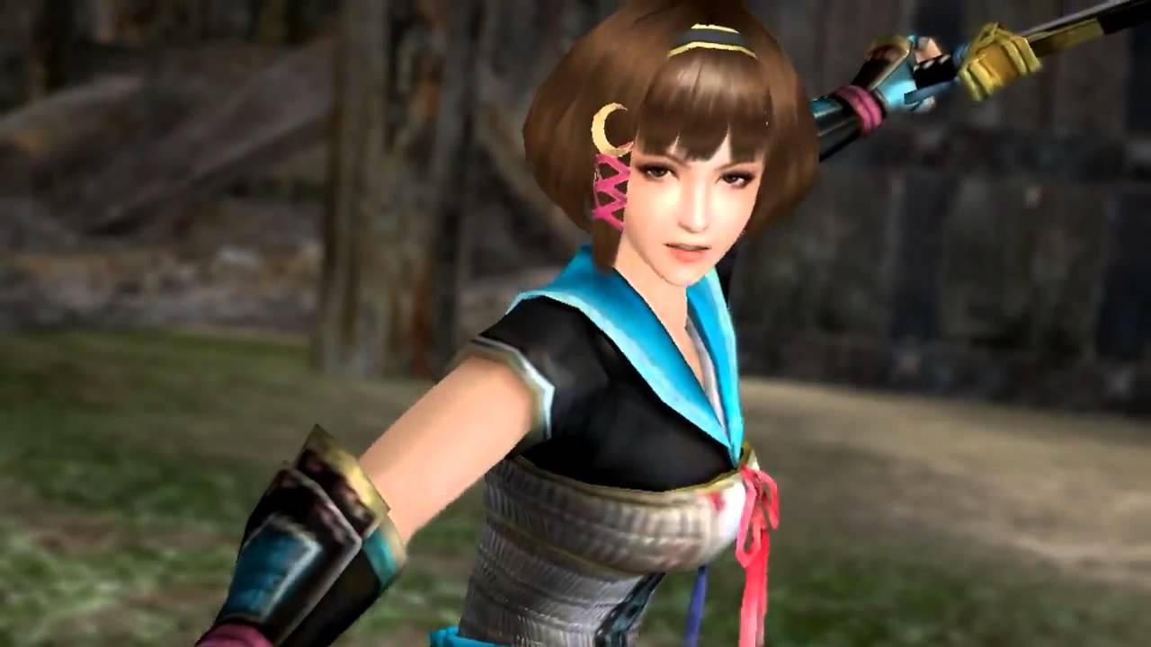 Image result for 3ds samurai warriors chronicles