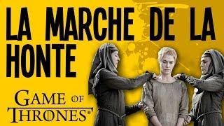 GoT : La marche de Cersei inspirée d'un fait réel ? - Motion VS History #12