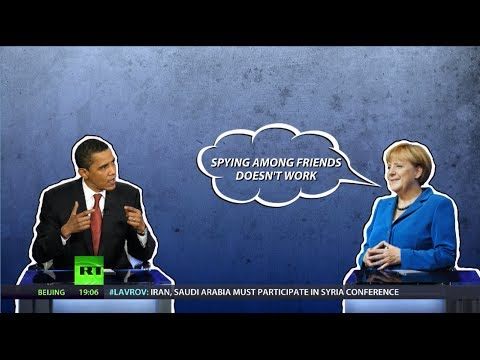 Stasi 2.0: 'NSA using same illegal spy tactics from Cold War'