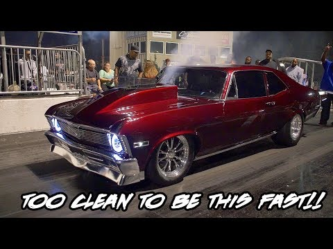 TOO CLEAN TO BE THIS FAST!! THIS IS A MONSTER AND CRAZY FAST! NINO BROWN NOVA