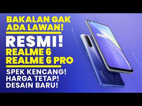 realme 6 and realme 6 Pro - Indonesia Launch Event.
