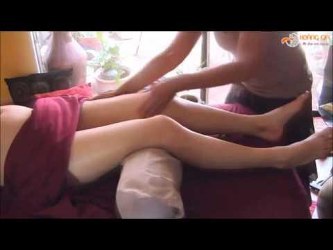 {CSMBHG} Hướng dẫn massage chân và đùi cho bà bầu