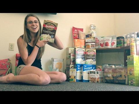 Vegan Backpacking Food Appalachian Trail 2017 SOBO