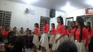 Grupo Deje Caetés 4 - Encerramento - hino Povo diferente