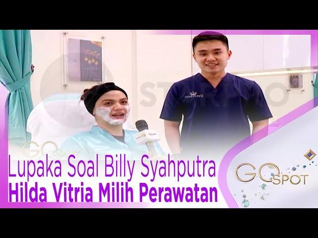 Lupaka Soal Billy Syahputra, Hilda Vitria Milih Perawatan Wajah - GOSPOT