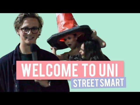 StreetSmart - Welcome to Uni
