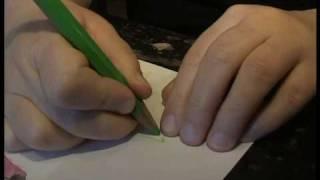 1.Карандаши. ИЗО для слабовидящих и незрячих