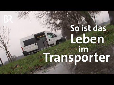 So ist das Vanlife wirklich: Wohnen im ausgebauten Transporter | Campus Magazin | BR