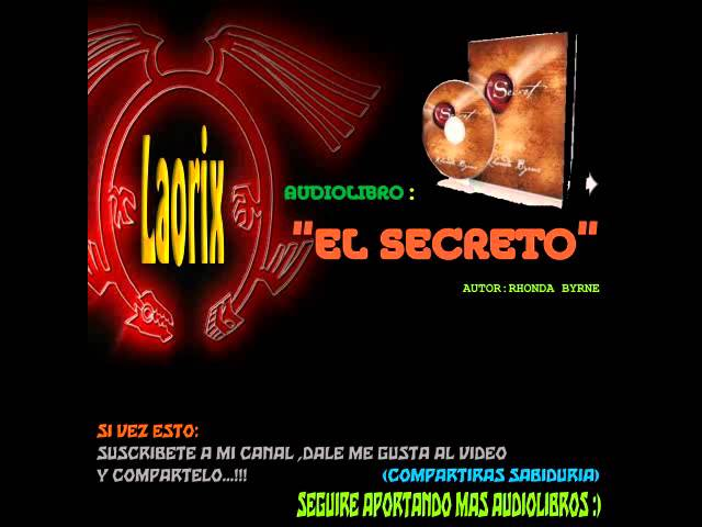 EL SECRETO Rhonda Byrne  Audio Libro LINK DE DESCARGA MP3 Videos De Viajes