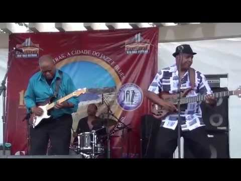 Ready for the Blues -- Michael Hill's Blues Mob -- Jazz 'n Blues Festival