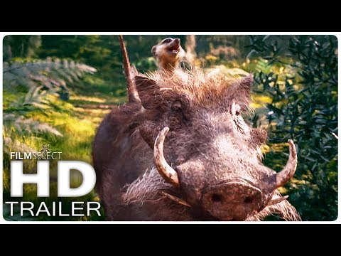THE LION KING Trailer 2 (2019),* download