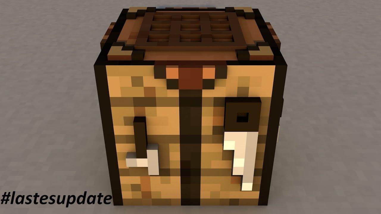 Tất cả các công thức cơ bản trong Minecraft | Update mới nhất