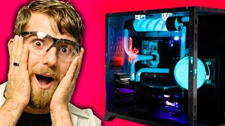 The Bioluminescent Gaming PC
