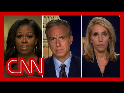 Tapper: This is not the kind of thing you hear first ladies talk about