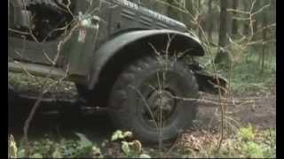 Off-Road Drive 45a Утилитарный армейский грузовик Додж WC-63. Тест-драйв