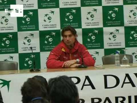 El tenista David Ferrer destaca la capacidad de España