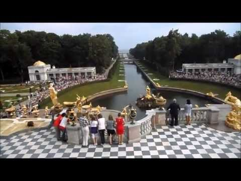 Peterhof Palace @ St  Petersburg 2013