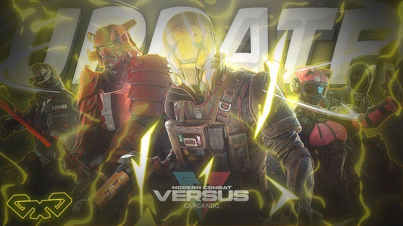 Download Actualización Modern Combat Versus v 1.0.9 - by GomitaxX