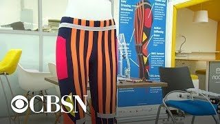 Robotic pants could offer mobility for the disabled