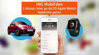 ING Mobil'le şansın cebinde!