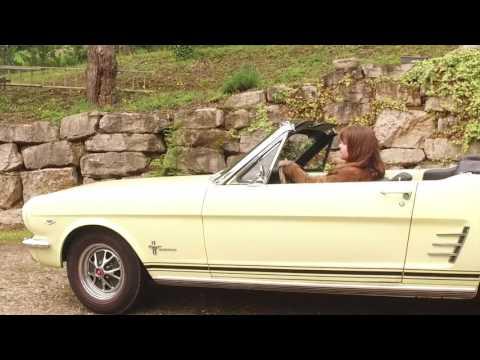 vidéo Mustang de 1966