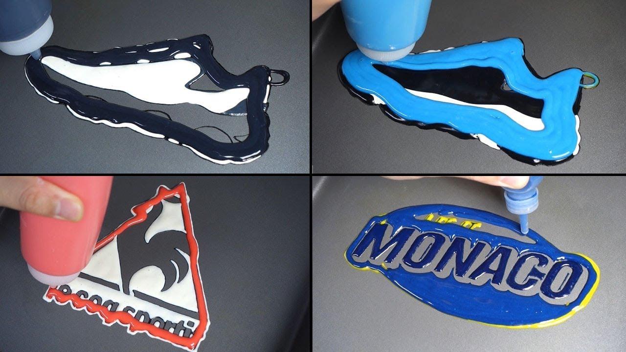 1c040d4dcf49 le coq sportif MONACO Pancake Art - shoes