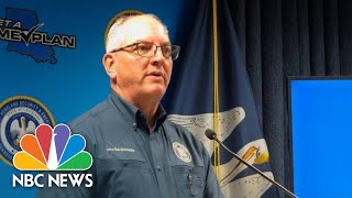 Louisiana Gov. John Bel Edwards Gives Coronavirus Updates   NBC News