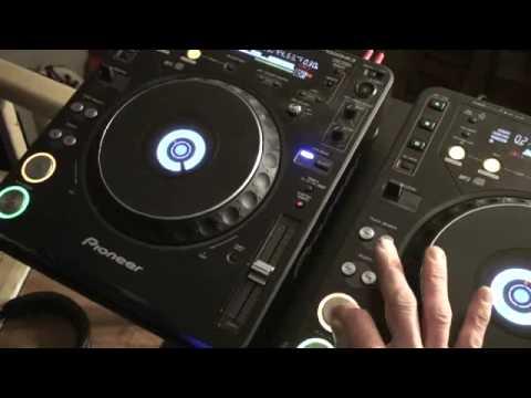 dj demonstration use a toon in a toon pioneer cdj 1000 mk3 youtube. Black Bedroom Furniture Sets. Home Design Ideas