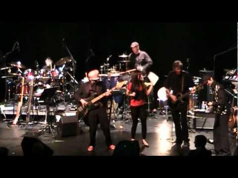 John 'the Stickman' performs LIVE -