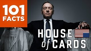 Video 101 Facts About House Of Cards download MP3, 3GP, MP4, WEBM, AVI, FLV November 2017