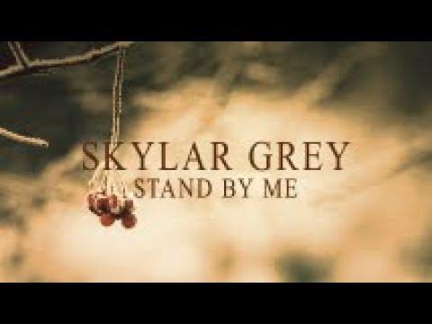 Skylar Grey - Stand By Me (Lyric Video)