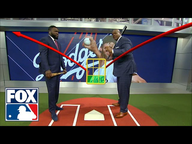 Learn something new about hitting with A-Rod, Papi, Big Hurt (and some fancy graphics) | FOX MLB