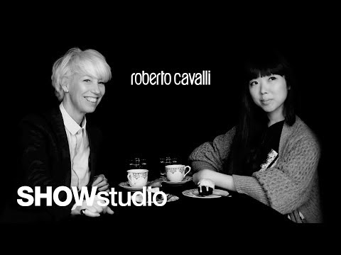 Head to Head: Roberto Cavalli Womenswear S/S 18
