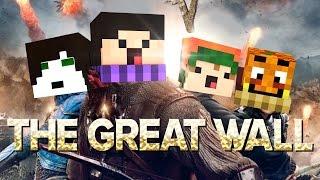 Youtuber-Schlacht! Der Kampf um die Great Wall!