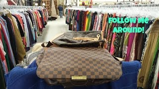 Follow Me Around Thrift Store Shopping | After CHRISTMAS Adventures!