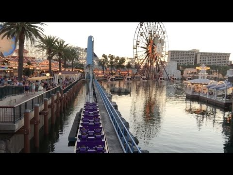 Roaming DCA's Paradise Pier for 40+ Minutes with Tyler Evans