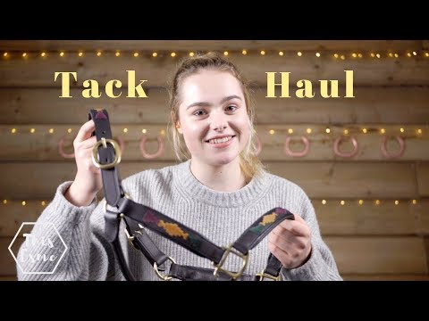 Collective TACK HAUL | Olympia, Liverpool, HOYS, Black Friday Sales | This Esme