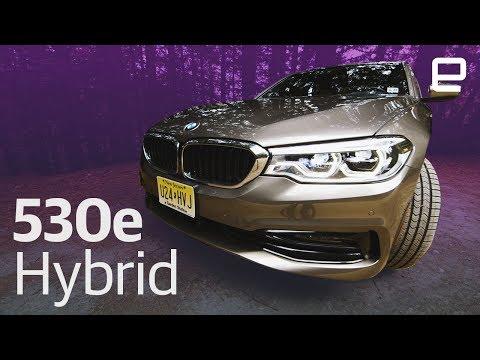 2018 BMW 530e Hybrid review