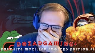 DozadGaming na čtvrtou - Fortnite Mozilled Boosted Edition #2