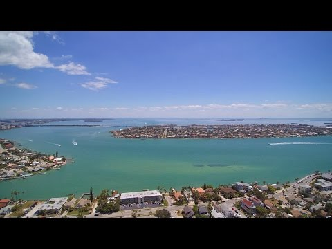 St.Pete Beach Florida/Drone