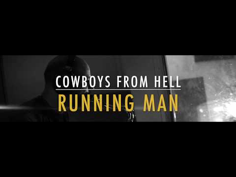 Cowboys from Hell - 2nd Album Appetizer - RUNNING MAN Mp3