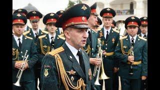 Выступление оркестра Минобороны в МИА  Россия сегодня