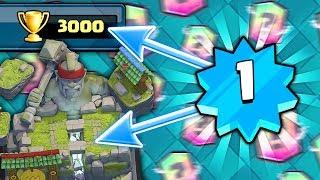 DAS müsst ihr tun, um 3000 Pokale zu erreichen ... 😱 (Level 1 Account)