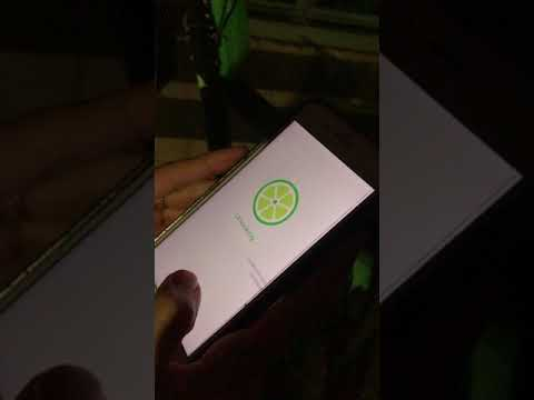 Somebody has hacked Lime scooters to be rude