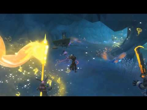 Wildstar | Gameplay trailer (2011)