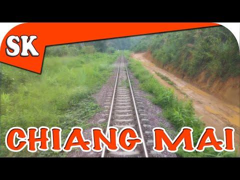 Train to Chiang Mai – From Koh Samui – Vlog 14