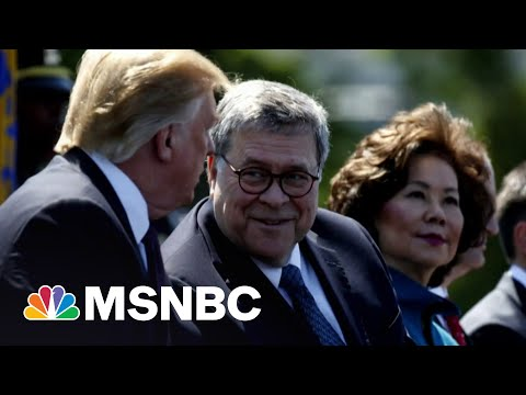 Bill Barr 'Lied To Us Over And Over Again,' Says Legal Analyst