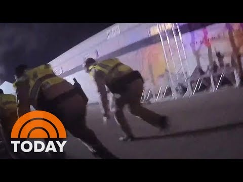 Las Vegas Shooting: Chilling New Video Surfaces | TODAY