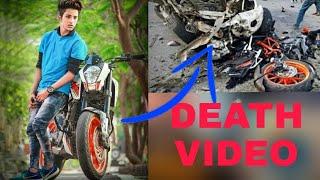 MR. SPEEDY RIP!VISHAL PATIL DEATH IN BIKE ACCIDENT/MR,. SPEEDY DEATH BIKE ACCIDENT|VISHAL PATI